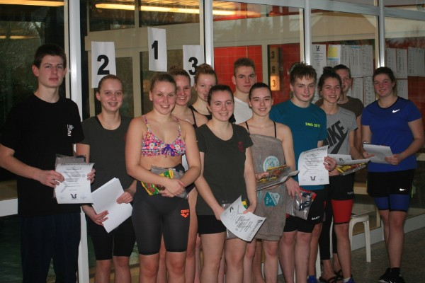 schwimmerinnen aus oldenburg